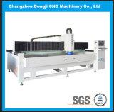 Горизонтальная машина CNC стеклянная меля для автоматического стекла