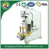 2018 Novo em folha de alumínio de alta eficiência semiautomático máquina de produção de contentores