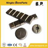 Tecnologia DLP1059 Botões de desgaste de ferro branco