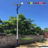 Iluminação ao ar livre solar de IP65 20W-200W na luz de rua solar