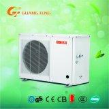 가정용 생성 온수를 위한 수평한 출력 열 펌프