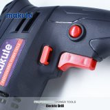 Электрический сверлильный аппарат высокого качества сверла Makute 10mm популярный
