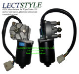 30W 60W 80W Motor van de Ruitewisser van de Voorruit gelijkstroom van Laders 24V/12V de Voor Elektrische