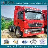 베트남에서 대중화되는 Sinotruk HOWO T5g 트랙터 트럭