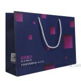 Bolsa de papel grande de alta calidad para la ropa/Compras/zapatos con la impresión de logotipo
