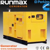 100kw (125kVA) 방음 디젤 엔진 발전기 (RM100P2)
