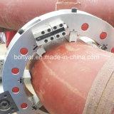 """12 """" - 18 """"를 위한 쪼개지는 프레임, 압축 공기를 넣은 관 절단 및 경사지는 기계 (323.9-457.2mm)"""