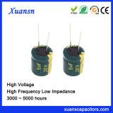 Hoge Frequentie van de Condensator van de prijslijst 68UF 250V de Elektrolytische