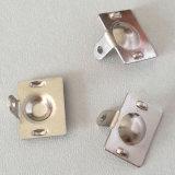 pièce d'estampage électriques de précision personnalisé en laiton, cuivre de pièces électroniques