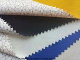 Hwfad07 de Nylon Stof van de Kreuk Ripstop met het Af:drukken van de Laminering