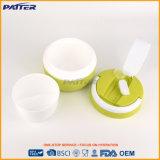 Venta al por mayor modificada para requisitos particulares color del envase de alimento del cabrito