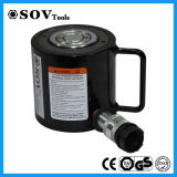China preço de fábrica de Ação Individual do cilindro hidráulico de altura baixa