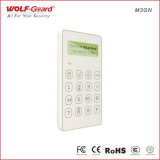 Sistema di allarme senza fili astuto di GSM di obbligazione domestica di nuovo arrivo con la funzione bidirezionale infrarossa del rivelatore di movimento del sensore PIR del portello