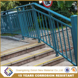 Elegant Easily Assembled Wrought Iron Stair Handrail Staircase Railing