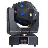 가장 새로운 16PCS는 단계 클럽을%s Laser + 스트로브 + LED 3in1 효력 DJ 점화한다
