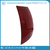 Kundenspezifisches ausgeglichene verbogene Kunst-dekoratives Glas