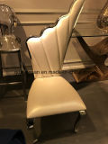 Edelstahl-Stuhl-Hotel-Stuhl, der Stuhl mit Qualität (M-X3492, speist)
