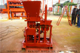 Bloc d'argile Eco Brava Making Machine rouge brique Making Machine