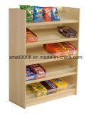 Vierlagiges Knall-Bildschirmanzeige-Regal für Supermarkt und Ausstellung/das Bekanntmachen (SLL07-D014)