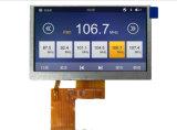 """8.0 """" Baugruppe der LCD-Bildschirmanzeige-TFT, 800*480 SerienSpi, wahlweise freigestellte Note"""