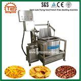 Semi-auto Frieten en Chips die Machine van olie ontdoen