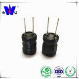 Радиальный освинцованный фикчированный индуктор сердечника барабанчика индукторов s /Ferrite/индуктор силы