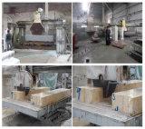 Cortadora automática de la piedra sepulcral del granito para procesar el monumento de piedra