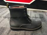 Nuovi pattini dei caricamenti del sistema delle scarpe da tennis degli alti della caviglia del cuoio uomini di modo