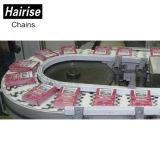 Fabricante do transporte de correia da indústria alimentar de Hairise em Shanghai China