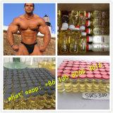 Fertige aufbauendes Steroid injizierbare SUS Phiolen
