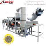 Melancia Sheller automático de sementes de girassol bombardear a máquina