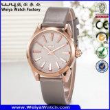 Montres faites sur commande d'alliage d'affaires de montre de marque (WY-129A)