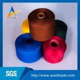 高品質の環境に優しい手編むかぎ針で編む100%年のポリエステルヤーン