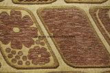 Пряжа полиэфирная ткань Chenille красителя на диване