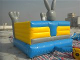 Hinchables Conejo Bouncer, Custom Gorila inflable (B1098)