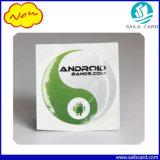 L'ISO14443A Imprimé Ntag 13.56MHz215 autocollant NFC tag RFID