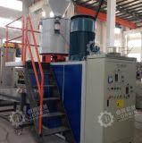 Пластиковый ПВХ PE BOPP с CaCO3 воск и химического оружия и системы охлаждения с возможностью горячей замены группы заслонки смешения воздушных потоков