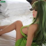 China-Lieferanten-erwachsene Spielzeug-junges Mädchen-realistische Silikon-Geschlechts-Puppe