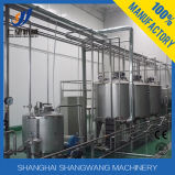 Alta calidad de leche pasteurizada Línea de producción y máquinas