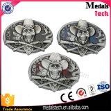 Пряжка пояса черепа Expendables овальная