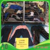 Roupa usada cuecas do corte do carregador da roupa do inverno para África de China