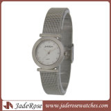 Conception étanche en alliage spécial Women Watch, Mesh montre-bracelet Bracelet