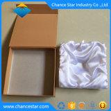 관례에 의하여 인쇄되는 포일 로고 진주 종이 마분지 포장 상자