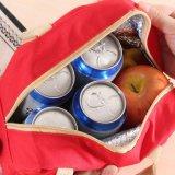 Saco térmico isolados mais espesso Kids caixas de saco de almoço em neoprene Recipiente Alimentar Mãe Saco de bebé