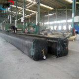 Mandrin de caoutchouc gonflable pneumatique pour la construction de ponceaux