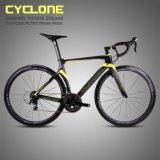bici di corsa di strada del carbonio di 700c 22speed con le rotelle di alluminio di 40mm