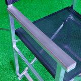 Het openlucht Aluminium van Textilene van de Tuin van het Bureau van het Hotel van het Huis van het Terras Gevouwen Directeur Chair (J837)