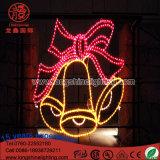 LED-Beleuchtung-Weihnachtsbell-Straßen-Motiv-Licht Chriatmas Dekoration-Licht