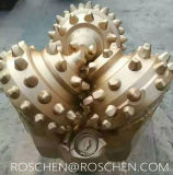 Bit triconici della perforatrice da roccia degli scalpelli a rulli per la perforazione buona