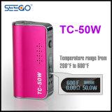 post-mod. de cadre de 2000mAh Seego Tc-50W la puissance en watts réglable